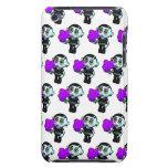 flores del gótico 3d iPod touch Case-Mate cobertura
