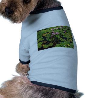 Flores del invernadero del ámbito de Auckland Camisetas Mascota