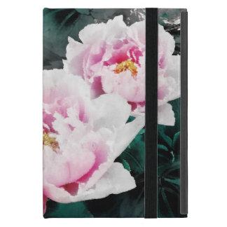 Flores del lirio de agua del vintage - arte de la iPad mini funda