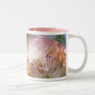 Flores del Mimosa Taza De Café