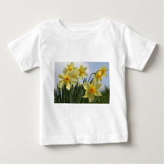 Flores del narciso polera