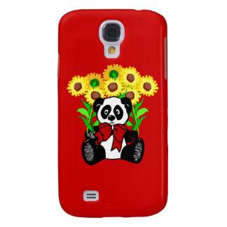 Flores del oso de panda