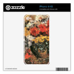 Flores del otoño de Lovis Corinto iPhone 4S Calcomanías