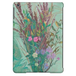 Flores del otoño funda para iPad air