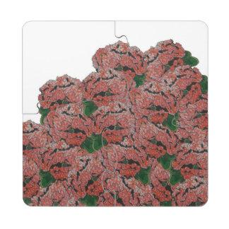 Flores del PA Sedum Posavasos De Puzzle