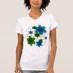 Flores del panal camisetas