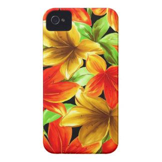 Flores del paraíso iPhone 4 cobertura