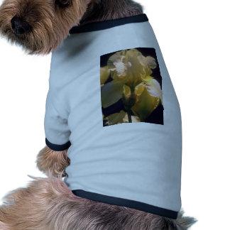 Flores del romance de Brown Camisas De Perritos