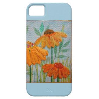 Flores del verano de Barbara Elmore Funda Para iPhone SE/5/5s