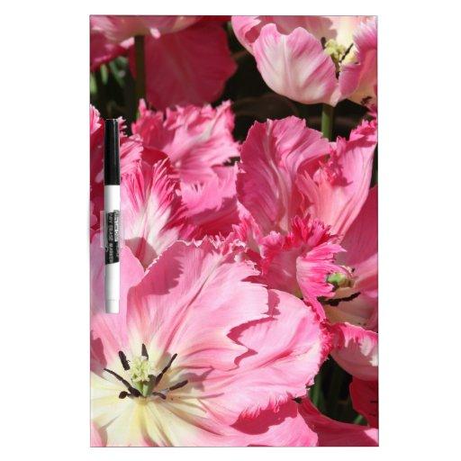 Flores del verano pizarra