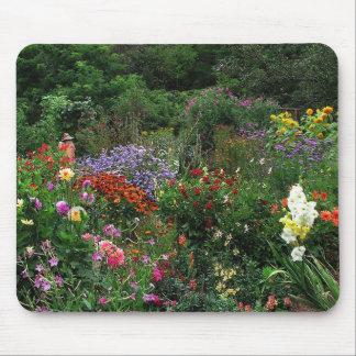 Flores del verano tapete de ratón