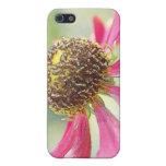 Flores delicadas del Helenium iPhone 5 Cárcasas