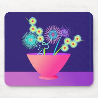 Flores delicadas mousepads