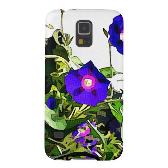 Flores do Campo Funda Galaxy S5