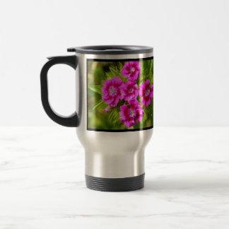 Flores dulces florecientes de Guillermo Tazas De Café