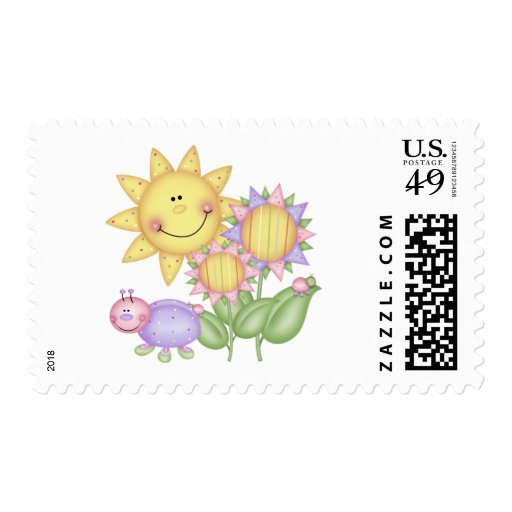 Flores e insectos de Sun
