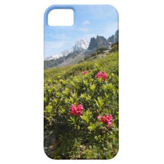 ¡Flores en las montañas - hermosas! iPhone 5 Carcasa