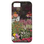 flores exhibidas para la venta en el de Campo iPhone 5 Carcasas