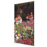flores exhibidas para la venta en el de Campo Impresión En Lona