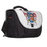 Flores Family Crest Bag For Laptop