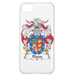 Flores Family Crest iPhone 5C Cover