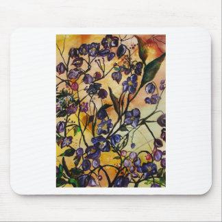 Flores flotantes tapetes de raton