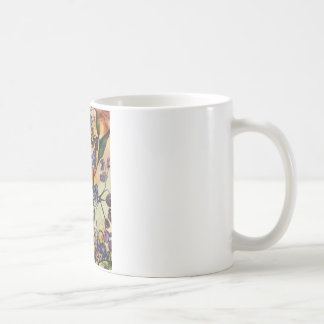 Flores flotantes taza clásica