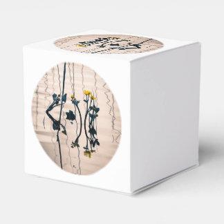 flores Fractura-entonadas del kingcup Cajas Para Regalos De Fiestas