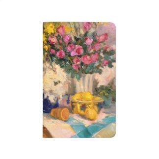 Flores frescas II Cuadernos Grapados