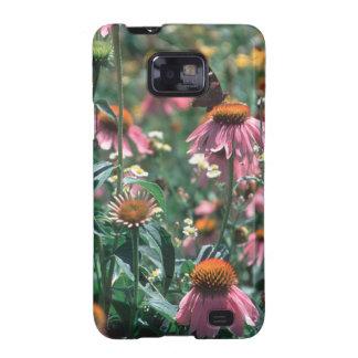 Flores Samsung Galaxy S2 Funda
