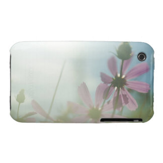 flores funda para iPhone 3