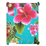Flores hawaianas - caso del iPad