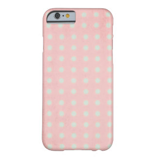 FLORES HECHAS A MANO FELICES FLORALES FUNDA DE iPhone 6 BARELY THERE
