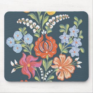 Flores húngaras mousepad