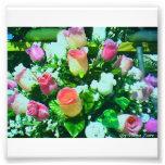 Flores Impresión Fotográfica