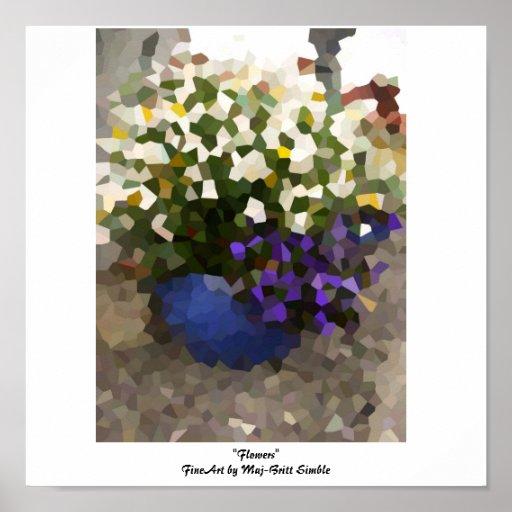 Flores Impresiones