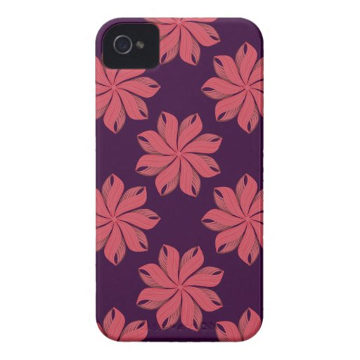 Flores iPhone 4 Case-Mate Coberturas
