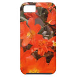 flores iPhone 5 Case-Mate protectores