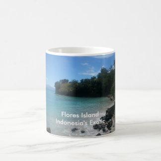 Flores Island Mug