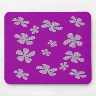 flores lavendar tapetes de ratón