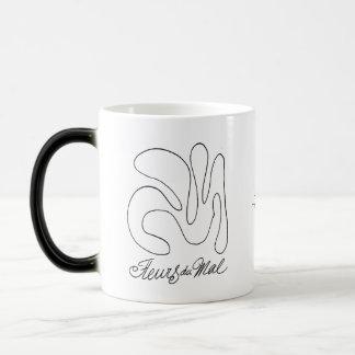 Flores malvadas - Maisse Taza De Café