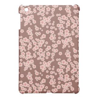 flores marrones rosadas florales de la flor de cer