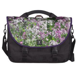 Flores máximas bolsa de ordenador