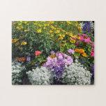 Flores mezcladas rompecabeza