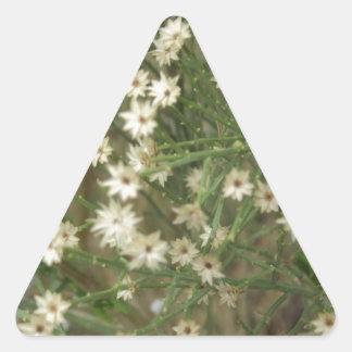 Flores miniatura del desierto pegatinas