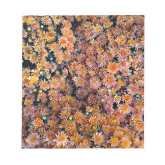 Flores minúsculas (regalo) libreta para notas