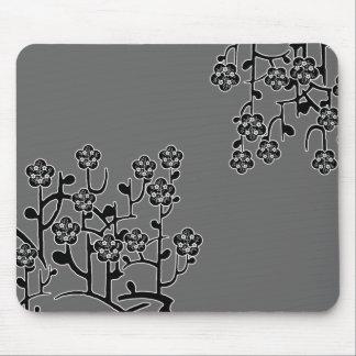 Flores modernas Mousepad Tapetes De Raton