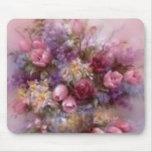 flores Mousepad Tapete De Raton