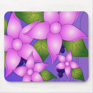 Flores Mousepag Alfombrillas De Raton