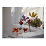 Flores-Mykonos, Grecia Tarjetas Postales